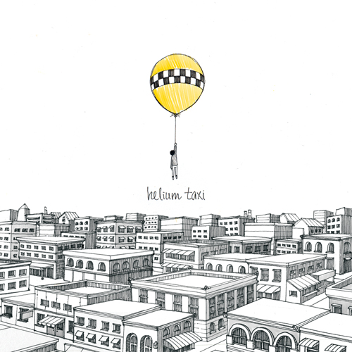 Helium Taxi album cover